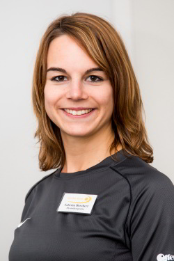 Sabrina Borchert, Physiotherapeutin an der Gelenkreha Physiotherapie in Gundelfingen